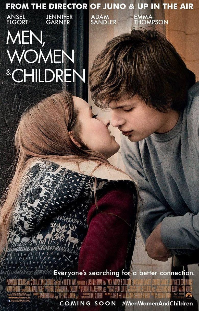 Men, Women & Children Poster