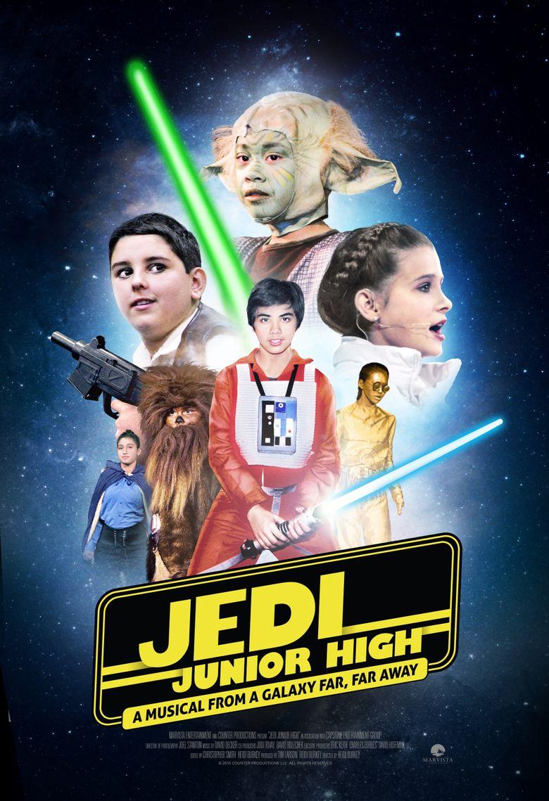 Jedi Junior High Poster