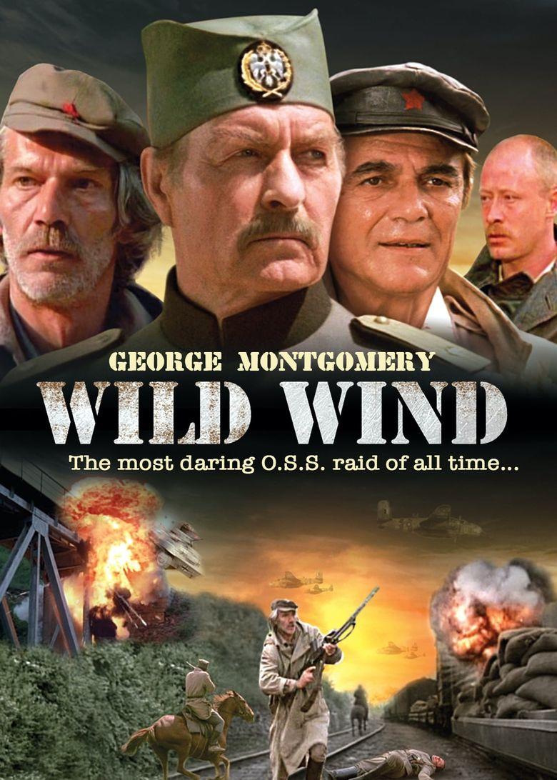 Wild Wind Poster