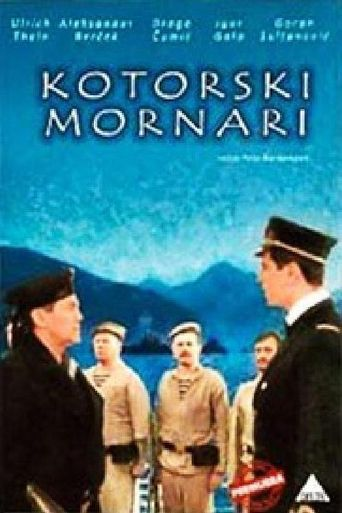 Kotor Sailors Poster