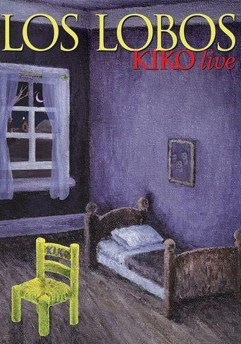 Los Lobos - Kiko Live Poster