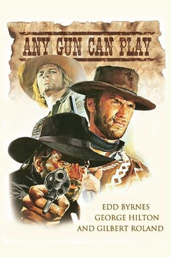 Any Gun Can Play Poster