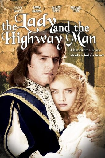 The Lady and the Highwayman Poster