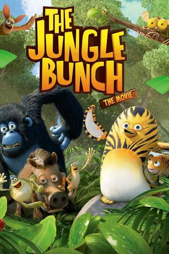 The Jungle Bunch: The Movie Poster
