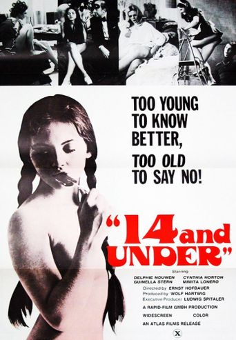14 and Under Poster