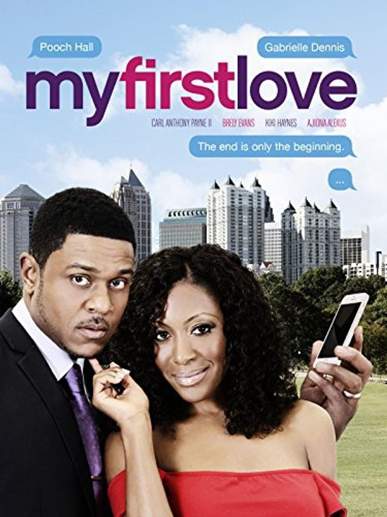 My First Love Poster