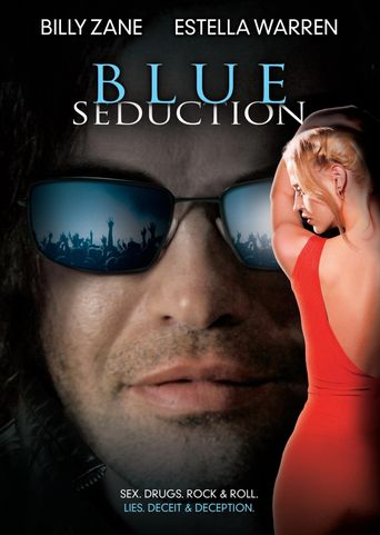 Blue Seduction Poster