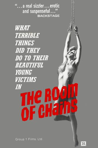 The Room of Chains Poster