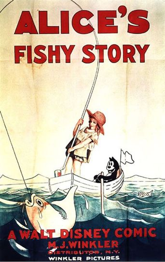 Alice's Fishy Story Poster