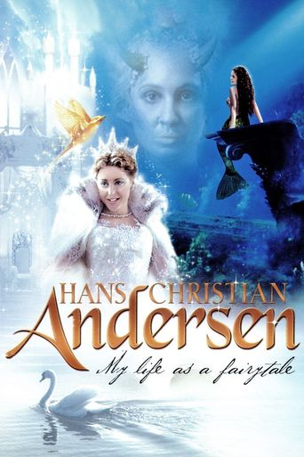 Hans Christian Andersen: My Life as a Fairytale Poster