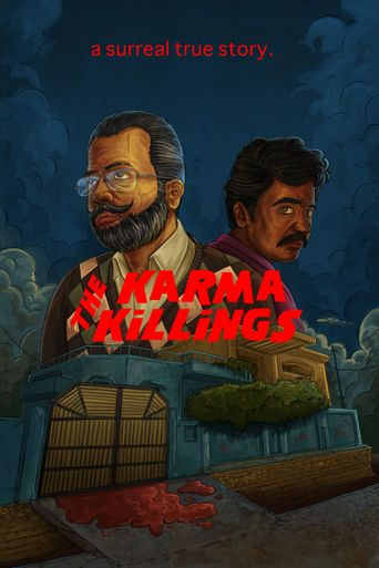The Karma Killings Poster