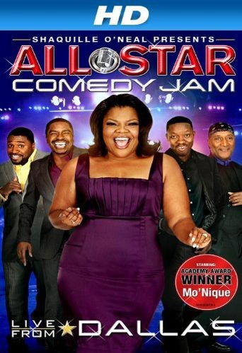 Shaquille O'Neal Presents All Star Comedy Jam - Live from Dallas Poster