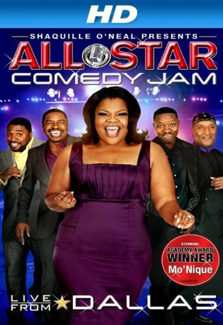 All Star Comedy Jam: Live from Dallas Poster