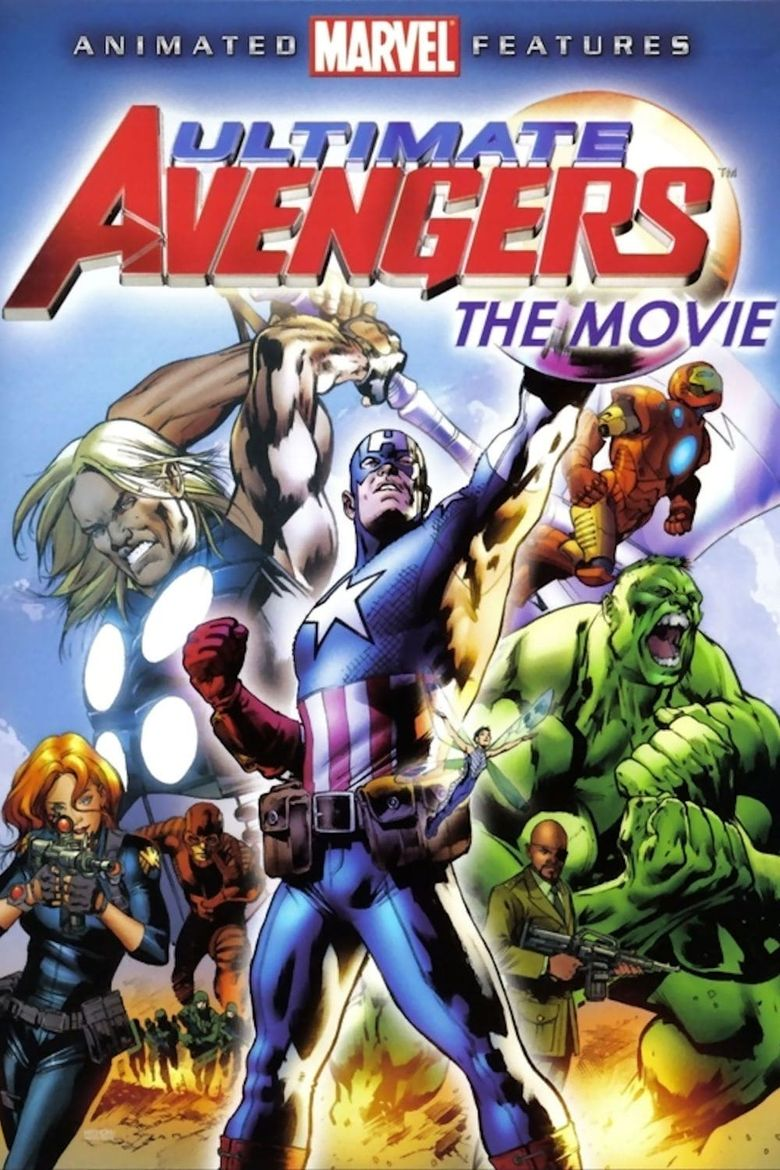 Ultimate Avengers Poster