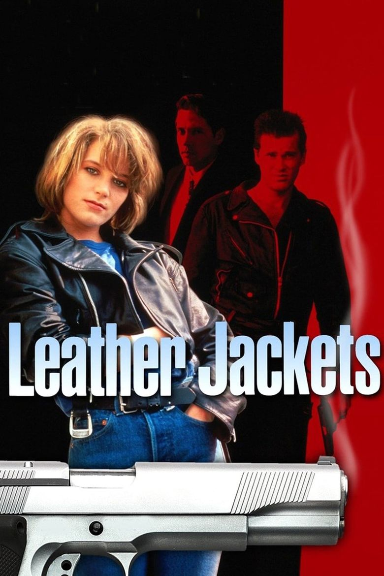 Leather Jackets Poster