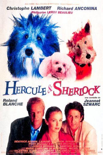 Hercule & Sherlock Poster