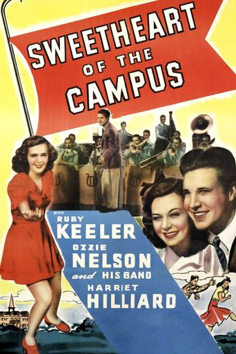 Sweetheart of the Campus Poster