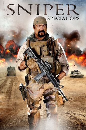 Sniper: Special Ops Poster