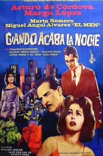 Mientras Puerto Rico duerme Poster