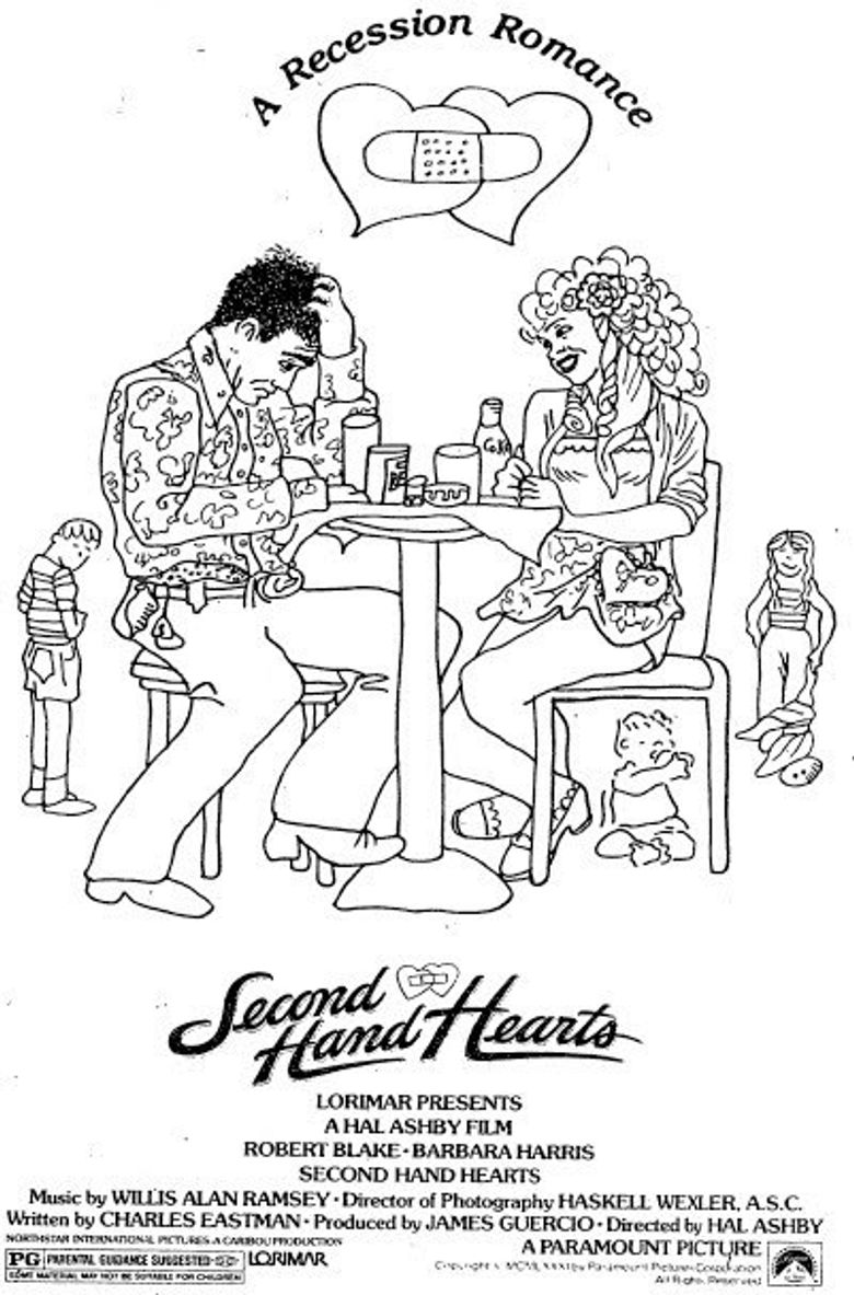 Second-Hand Hearts Poster