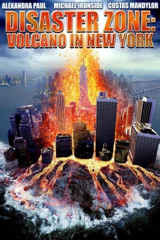 Disaster Zone: Volcano in New York Poster