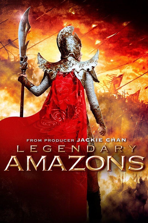 Legendary Amazons Poster