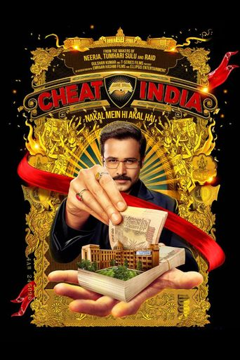 Why Cheat India Poster