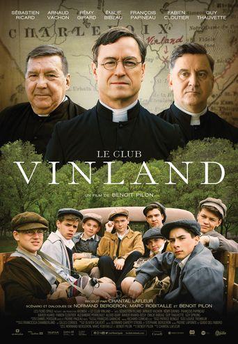 Le club Vinland Poster