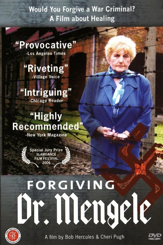 Forgiving Dr. Mengele Poster
