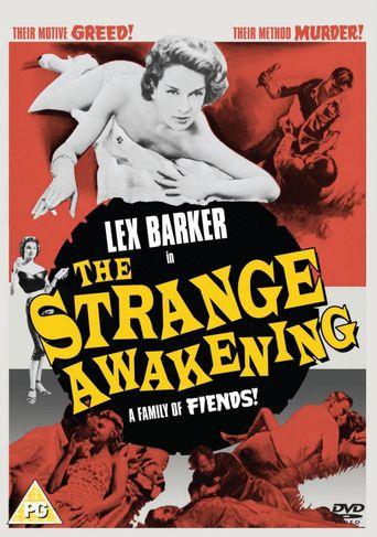 The Strange Awakening Poster
