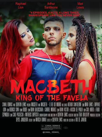 Macbeth King of the Favela Poster