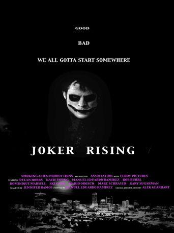 Joker Rising Poster