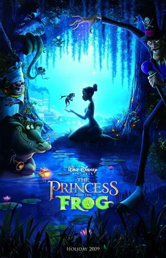 Watch The Princess and the Frog