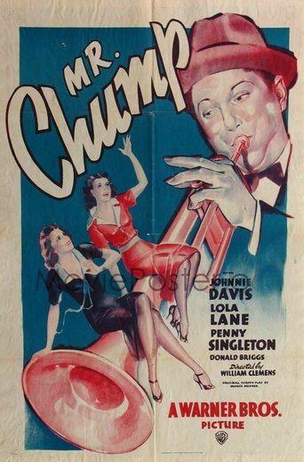 Mr. Chump Poster
