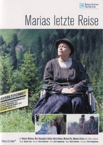 Marias letzte Reise Poster
