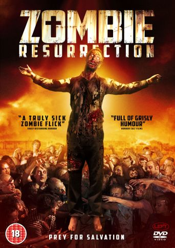 Zombie Resurrection Poster