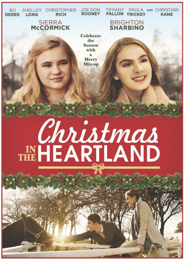 Christmas in the Heartland Poster
