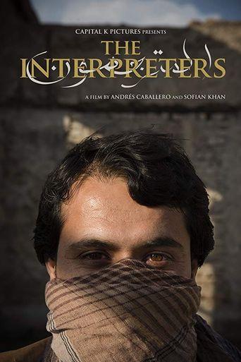 The Interpreters Poster