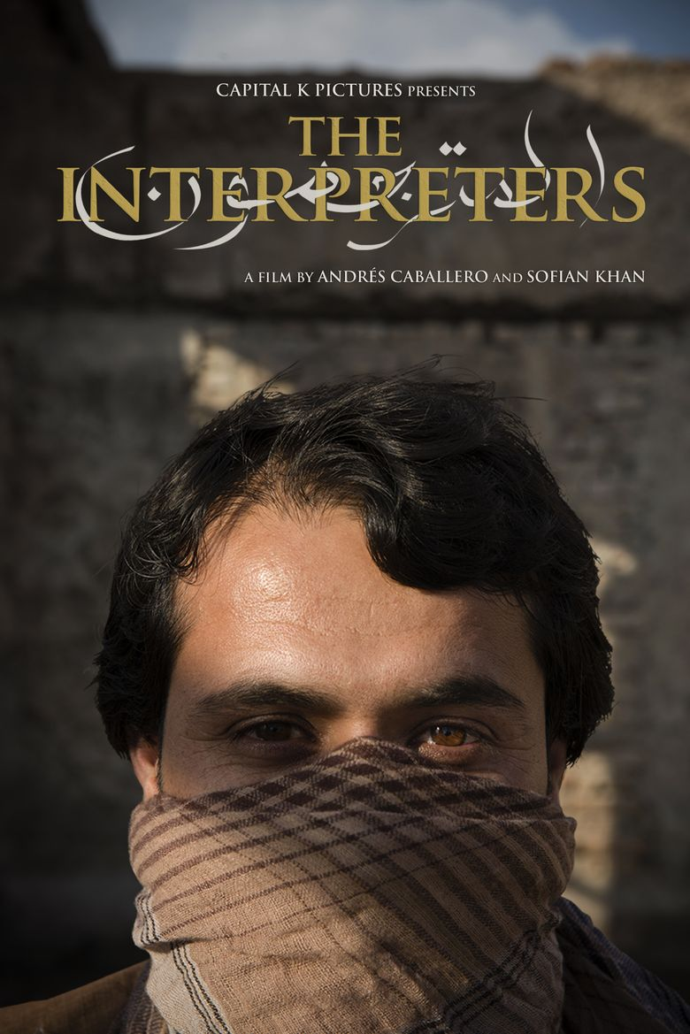 The Interpreters Poster