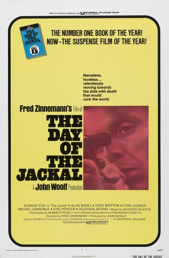 The Day of the Jackal Poster