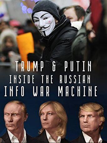 Inside the Russian Info War Machine Poster