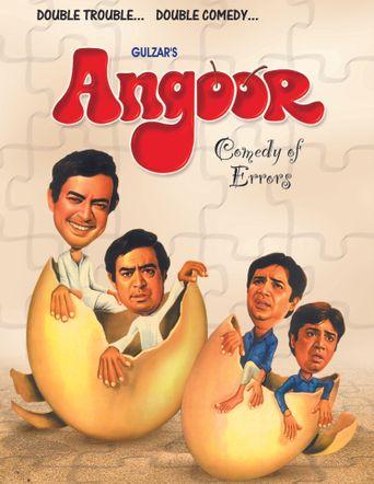 Angoor Poster