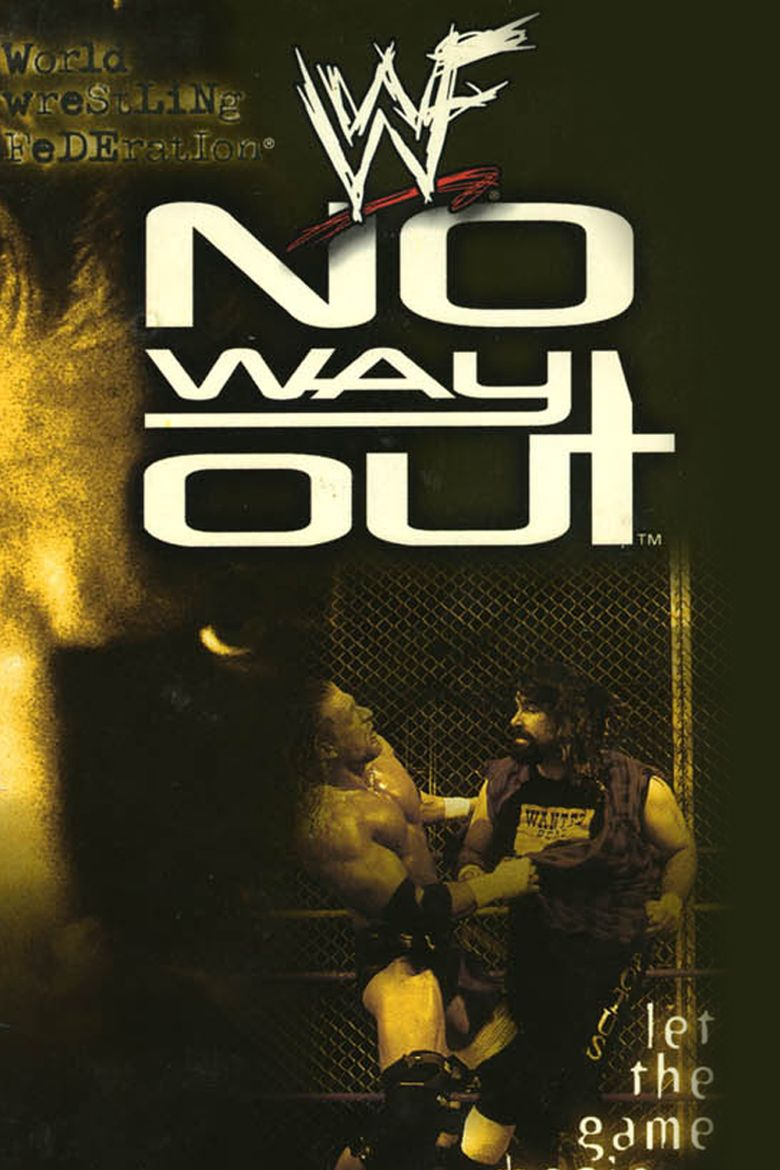 WWE No Way Out 2000 Poster