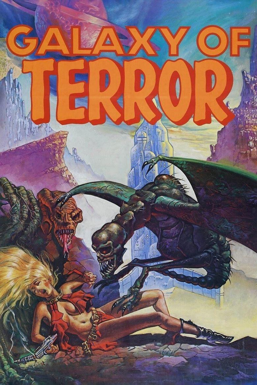 Galaxy of Terror Poster