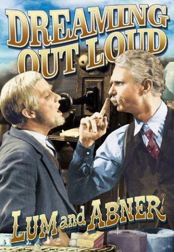 Dreaming Out Loud Poster
