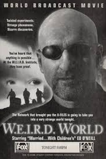W.E.I.R.D. World Poster