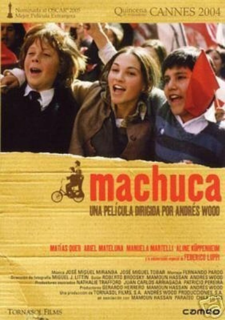 Machuca Poster