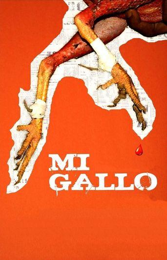 Mi gallo Poster
