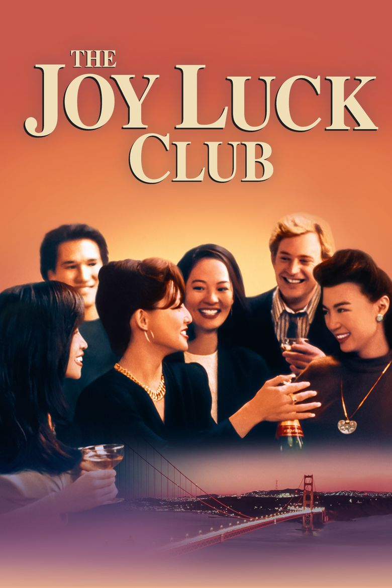 The Joy Luck Club Poster