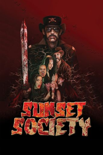 Sunset Society Poster